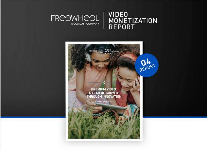 Video Monetisation Report: Premium video ADV, con Keyformat
