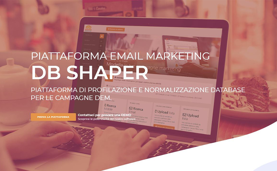 dbshaper email marketing si fa programmatico_keyformat